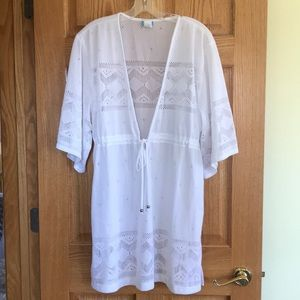 XL Beach Coverup
